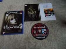 SILENT HILL 3 - PS2 - PLAYSTATION 2 - Complete