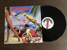 "FAT BOYS & THE BEACH BOYS Wipeout UK 12"" 1987 EX+/EX vinyl single record URBX 5"