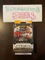 2020 Panini Prizm Football Hanger Box Walmart NFL - 20 Cards Sealed Tua Herbert