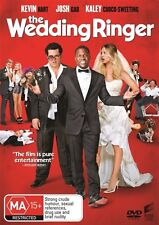 The Wedding Ringer--DVD VERY GOOD CONDITION FREE POSTAGE AUSTRALIA WIDE