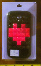 Claire's Claires Accessories Rosa Negro Samsung Galaxy S3 Teléfono Cubierta PVP £ 12