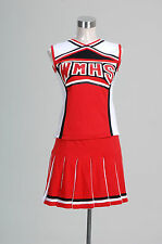 Glee Santana Lopez Cheering Squad Dress Costume *Tailored*