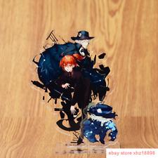 Game Fate Grand Order Monte Cristo: Edmond Dantès Acrylic Stand Figure & Keyring