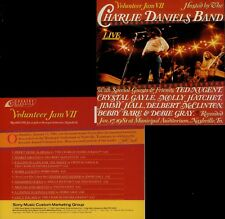 CHARLIE DANIELS BAND  volunteer jam VII , live
