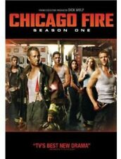 TV Shows Chicago Fire NR Rated DVDs & Blu-ray Discs