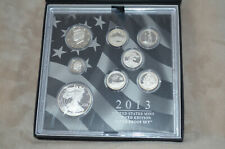 2013 US MINT Limited Edition SILVER PROOF SET ORIGINAL as ISSUED