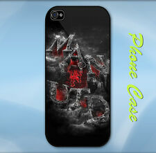 Manchester United Legend Red Devil MU012 Pictorial Case for iPhone & Samsung