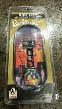Star Trek Barbie & Ken 30th Anniversary Collector's Watch ~1996
