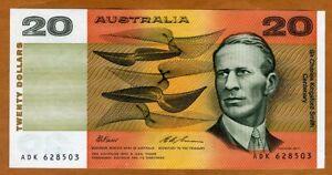 Australia, 20 dollars, 1997, P-NL, aUNC > commemorative, 4000 issued, rare
