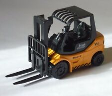 Gabelstapler Stapler schwarz orange NEXT Druckgussmodell NEU OVP Spielzeugauto