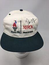 Vintage Atlanta 1996 Olympics Xerox Snapback Hat Swingster