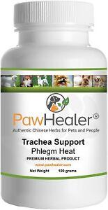 PawHealer Trachea Support Phlegm Heat Pattern Herbal Cough Powder, 100g