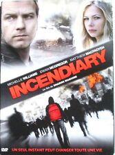 DVD INCENDIARY - Michelle WILLIAMS / Ewan MCGREGOR / Matthew MACFADYEN