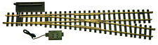 USA Trains 81605 G Scale #6 Remote Right Hand Switch Solid Brass Rail