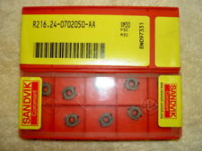 X18 Sandvik Insertos de Fresado R216.24-07 02 050-AA SM30