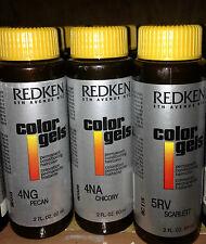 REDKEN COLOR GELS haircolor
