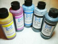 GENUINE OCP INK CARTRIDGES COMPATIBLE WITH CANON PIXMA ip4600 PGI 520 CLI 521