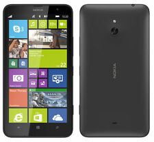 New Nokia Lumia 1320 Dual-Core 5MP 6.0'' (FACTORY UNLOCKED) 8GB Black Phone