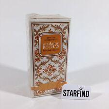 Vintage Madame Rochas Parfums Bath Oil Concentrate .75 oz Rare France USA Sealed
