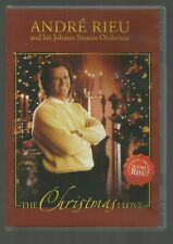ANDRE RIEU - The Christmas I Love - UK DVD