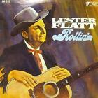 Lester Flatt(Vinyl LP)Rollin-Power Pak-PO 293-US-1976-Ex/Ex