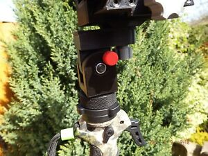 Articulated joint, swivel, universal joint for Primos & saddle vertical movement