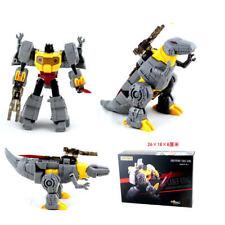 KBB Transformers Building Blocks Assembling Dinbot Grimlock G1 Action Figures
