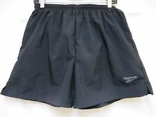 REEBOK SHORTS QUICK DRY WORK OUT EXERCISE  BLACK LARGE  PERFECT
