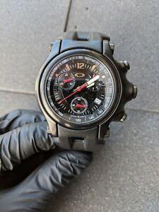 Oakley Watch Holeshot 6 - Hand (Stealth Black)