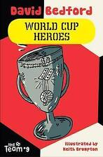 World Cup Heroes (Team), New, David Bedford Book