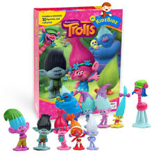 Trolls My Busy Book, Map, Figures
