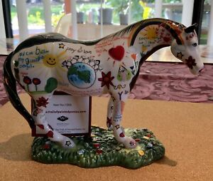 """Trail of Painted Ponies-""""Children's Prayer Pony"""" 2004  Retired & Rare. Lost Box"""