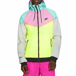 Nike Sportswear Amplify Heritage Windrunner Jacket Mens Windbreakers
