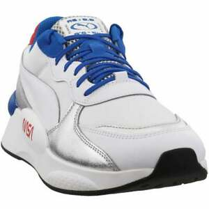 Puma Rs 9.8 Space Agency Lace Up  Mens  Sneakers Shoes Casual