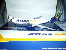 "Gemini Jets GJGTI1888 1:400 ATLAS AIR ""INTERACTIVE SERIES"" B747-87UF N854GT"