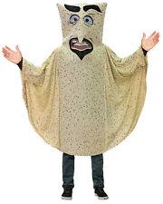 Sausage Lavash Adult Costume Flatbread Food Character Halloween Rasta Imposta