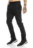 Redbridge Jeans Herren Chino Hose Pants Freizeithose Regular Fit Straight Leg BL
