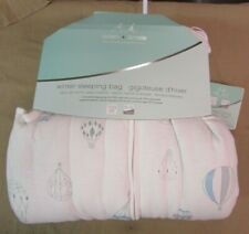 New Aden + Anais WINTER SLEEPING BAG 18-36M Baby TOG 2.5 Hot Air Balloon UP