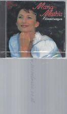 CD--MARIA MATHIS -- -- ERINNERUNGEN