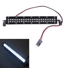 1:10 Scale RC Car Crawler Accessories Super Bright Roof LED Light Bar 44 Leds