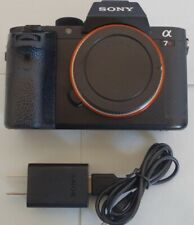 Sony a7R II Full-Frame Mirrorless Interchangeable Lens Camera, Body Only