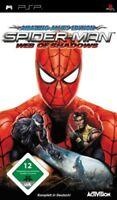 Spider-Man: Web of Shadows (PSP) Sony PlayStation Portable