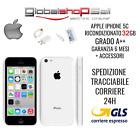 apple iphone 5c 32 gb grado A++ BIANCO WHITE originale rigenerato ricondizionato