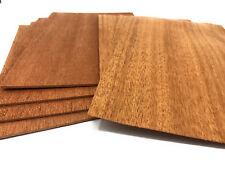 Furnier Holz Mahagoni Starkfurnier Modellbau Deko basteln Intarsien werken bauen