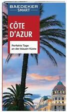 Baedeker SMART Reiseführer Cote d'Azur von Peter Bausch, Beth Hall und Teresa Fi