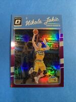2016-17 Donruss Optic Nikola Jokic Purple Holofoil Prizm SP #90 🔥🔥