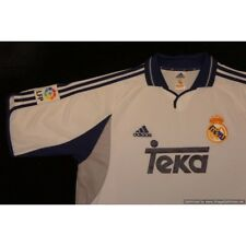 REAL MADRID Adidas 2000-2001 Maillot Football Domicile Large L