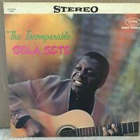 BOLA  SETE            LP     THE  INCOMPARABLE