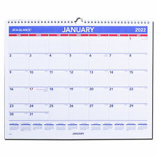 2022 At A Glance Pm8 28 Monthly Wall Calendar 14 78 X 11 78