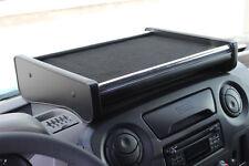 Renault Master / Mascott ab 2009 Passform Mittelablage Ablagetisch